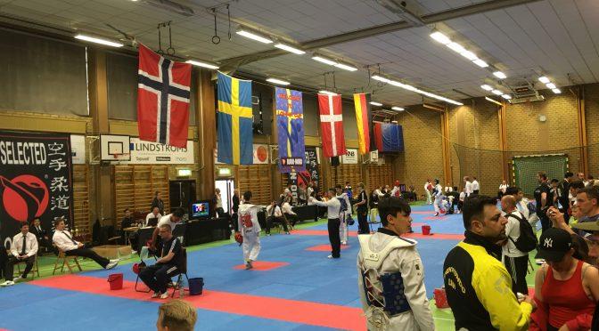 Anmälan till Svenska Cupen 2 och Ambassador Cup/Botkyrka Open
