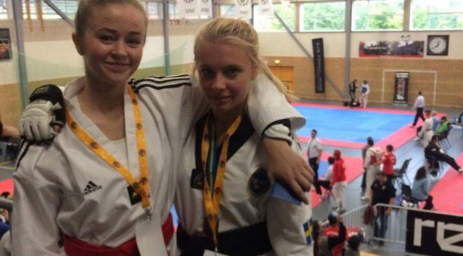 Resultat Svenska Cupen 2 och Botkyrka Open