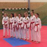 Andra från höger: Nathalie Sundeck-Fogelin